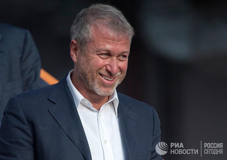 Бизнесмен Роман Абрамович в Сочи. 19 июля 2016 года