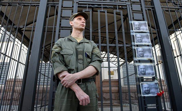 "Ситуация вокруг ""покушения"" на журналиста Аркадия Бабченко"