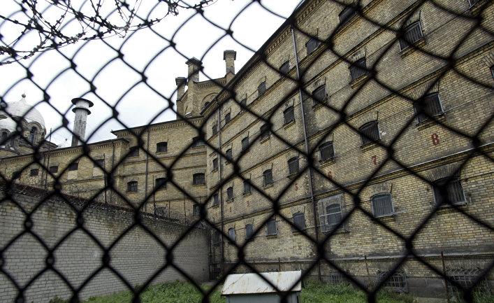 Корпуса тюремного комплекса Lukiskiu в Вильнюсе, Литва