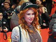 Актриса Полина Рожински