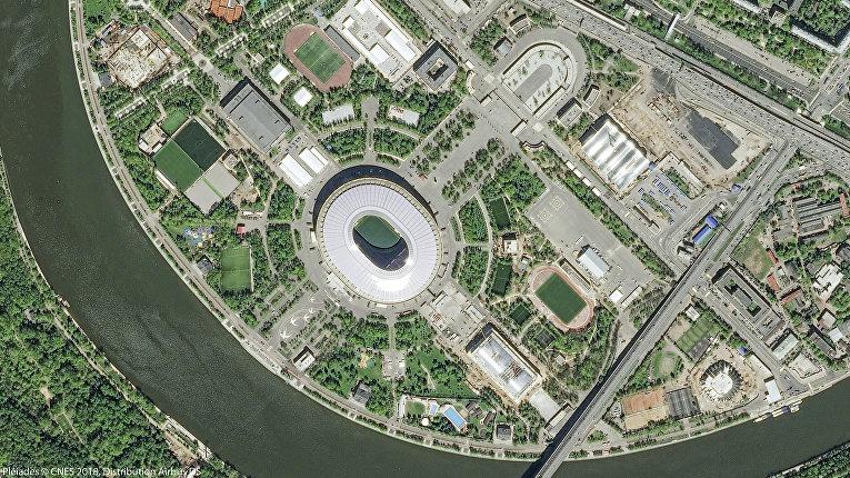 Московский стадион «Лужники»