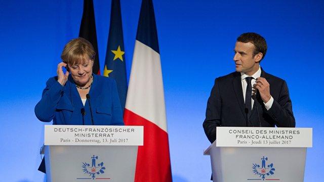 The Financial Times (Великобритания): Берлин и Париж предлагают Евросоюзу перезапустить отношения с Москвой