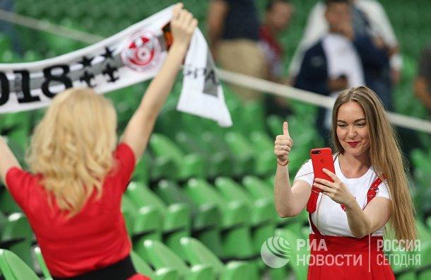 Футбол. Товарищеский матч. Тунис - Испания