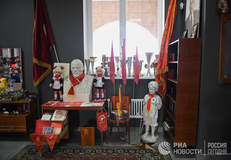 Музейный центр открылся в Олимпийском парке в Сочи