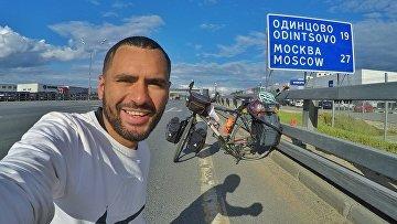 Египетский турист Мухаммед Нофаль