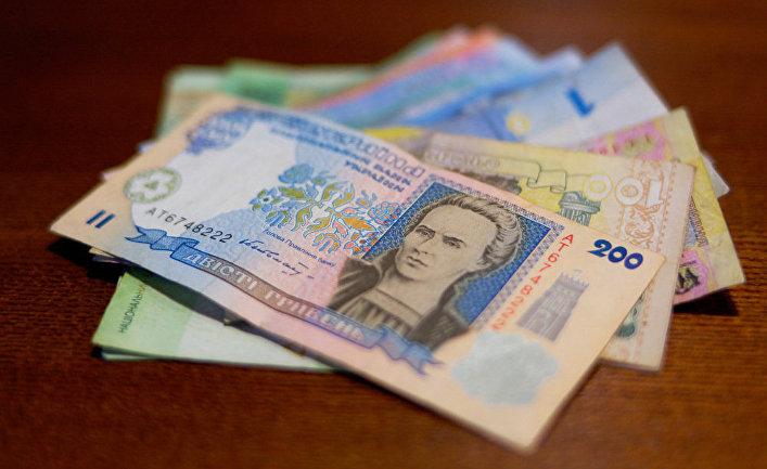Гривны - национальная валюта Украины