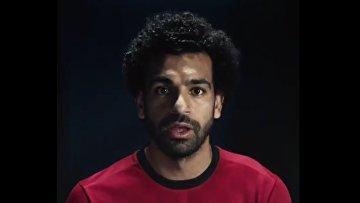 Салах выступил с заявлением перед матчем с Россией
