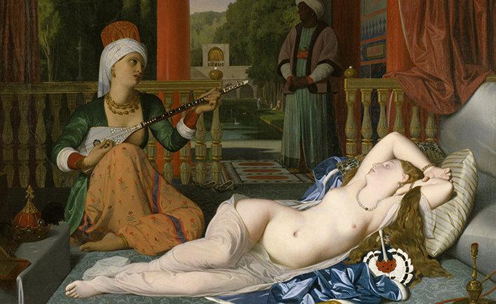 Она замужем страстный секс с художником