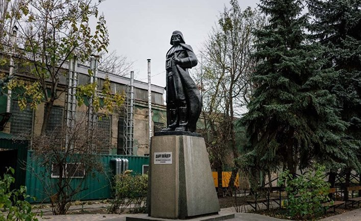 Одесса. 21 ноября 2015. В поисках Ленина