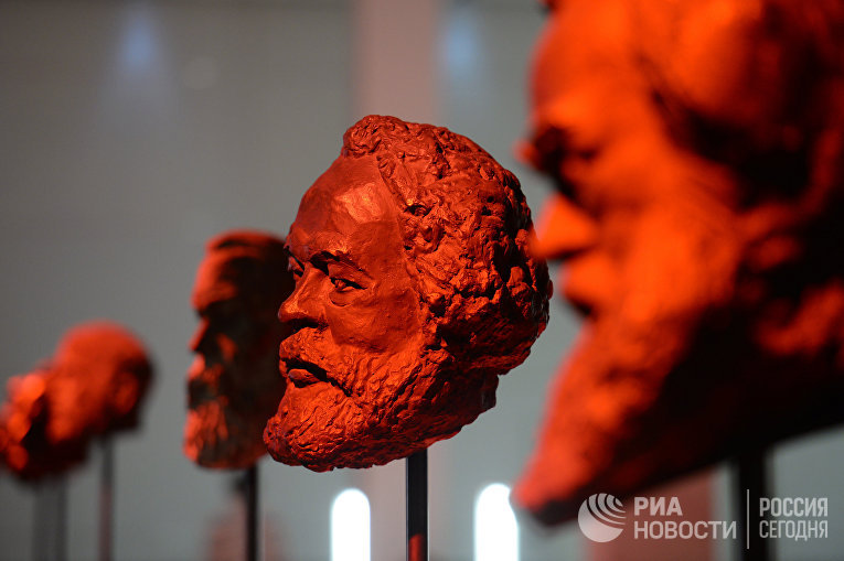 """Выставка """"Скульптуры, которых мы не видим"""""""