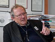 Польский общественный деятель Адам Михник