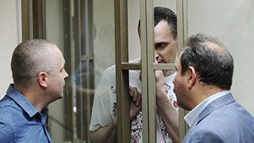 У Сенцова была взрывчатка