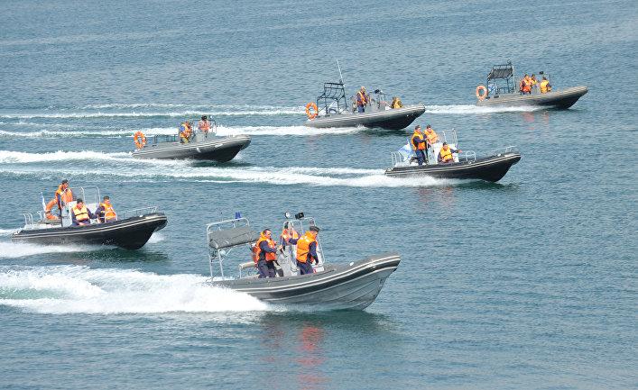 Быстроходные лодки БЛ-680