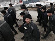Исправительная колония в Приморском крае