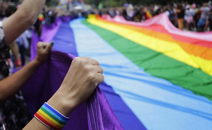 Лесбиянство в младшем детском возрасте