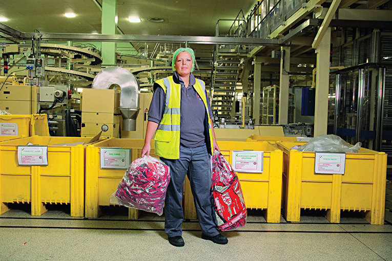 """39 фабрик """"Нестле"""" участвуют в движении Zero Waste"""