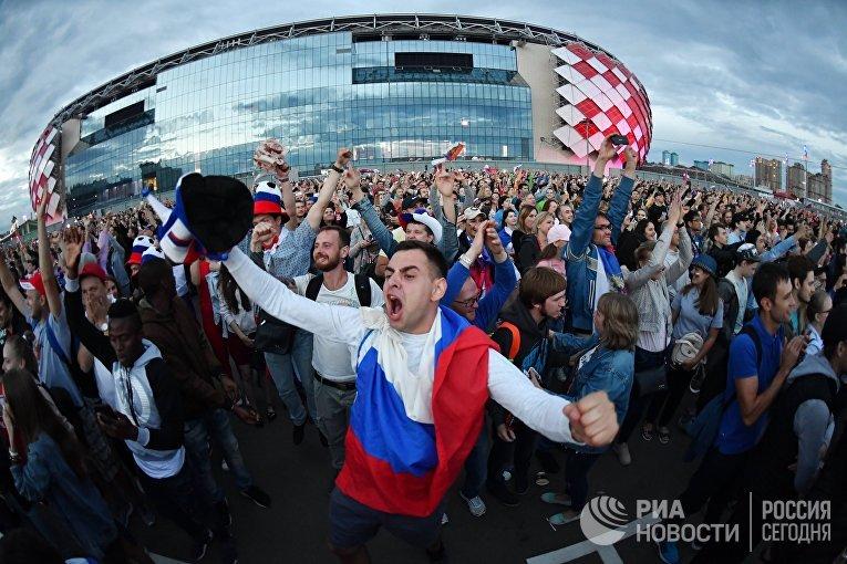 Победитель: Россия