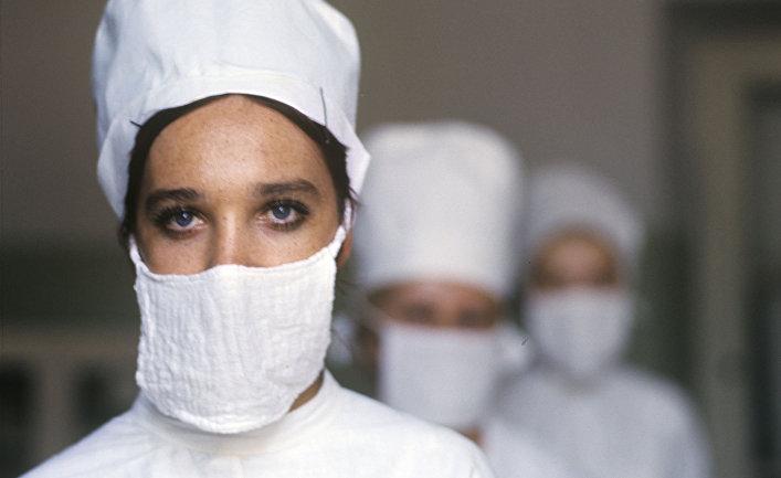 Медсестра второй городской больницы Надежда Бондарь