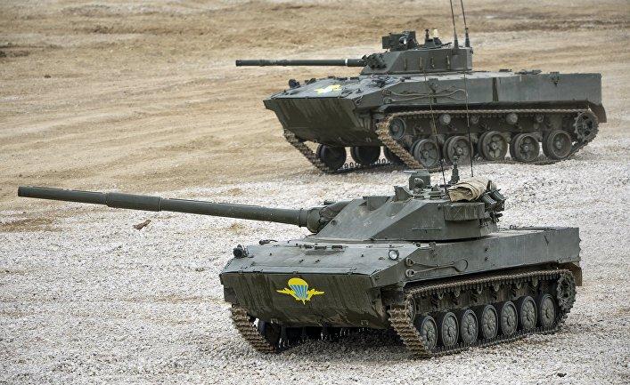 """Международный военно-технический форум """"АРМИЯ-2015"""". Четвертый день"""