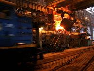 """Донецкий металлургический завод, входящий в группу """"Донецксталь"""", остановил работу единственной действующей доменной печи (ДП) №1"""