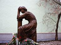 Памятник Марине Цветаевой