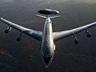 Боинг E-3 «Сентри». Американский самолет ДРЛО