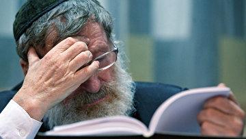 Еврей в кипе