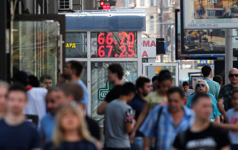 Курс доллара в Моске