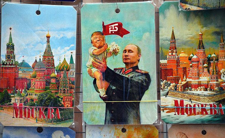 Продажа сувенирной продукции в Москве