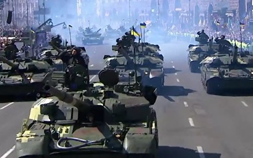 Марш новой армии