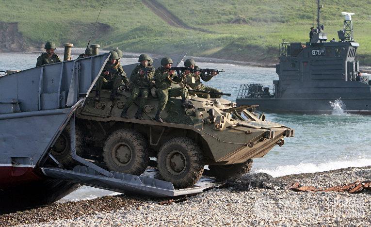 """Оперативно-стратегические учения """"Восток-2010"""" прошли во Владивостоке"""