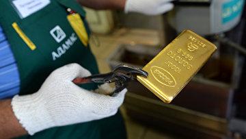Производство медалей Олимпиады 2014