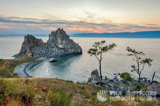 Регионы России. Прибайкалье