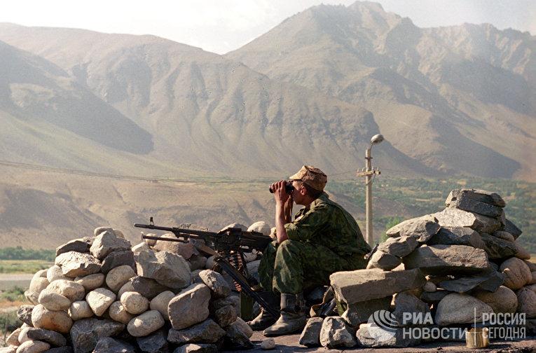 Пограничный пост Хорогского пограничного отряда