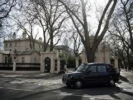 Здание российского посольства в Лондоне, Великобритания