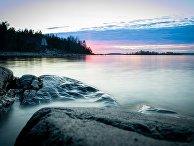 Заказник «Кузнечное» на прибрежных островах и в акватории Ладожского озера