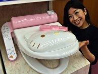 Продажа туалетных принадлежностей в Токио