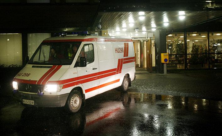 Скорая помощь в Хельсинки, Финляндия