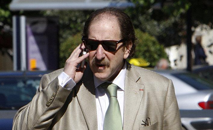 Французский врач Патрик Шамаш