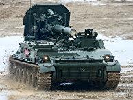 "240-мм самоходный миномёт 2С4 ""Тюльпан"""