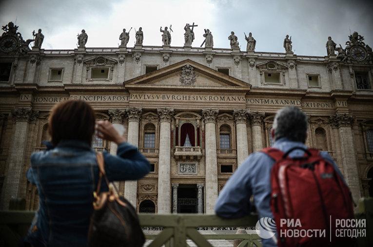 Город - государство Ватикан
