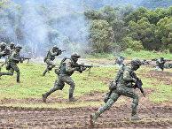 Ежегодные военные учения, Тайвань