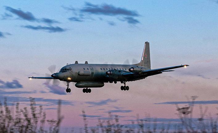 Самолет Ил-20М