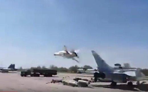 Сдурел что ли? «Высший пилотаж» от украинского летчика