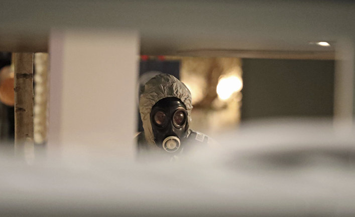 6 марта 2018. Расследование отравления двойного агента Сергея Скрипаля в Солсбери