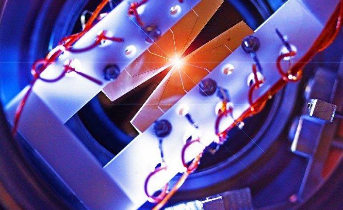 Первый репрограммируемый квантовый компьютер