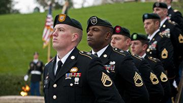 «Зеленые береты» – солдаты из всех семи групп сил специального назначени Армии США