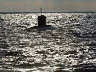 """Подводная лодка проекта """"Варшавянка"""". Архивное фото"""