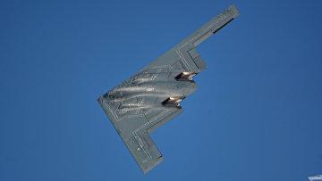 Американский бомбардировщик Б-2