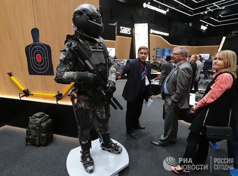 """IV Международный военно-технический форум """"Армия-2018"""". День второй"""
